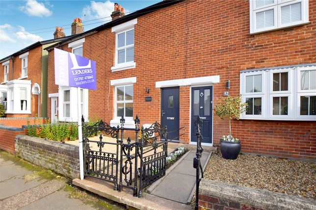 Terraced house for sale in Pretoria Road, Halstead, Essex