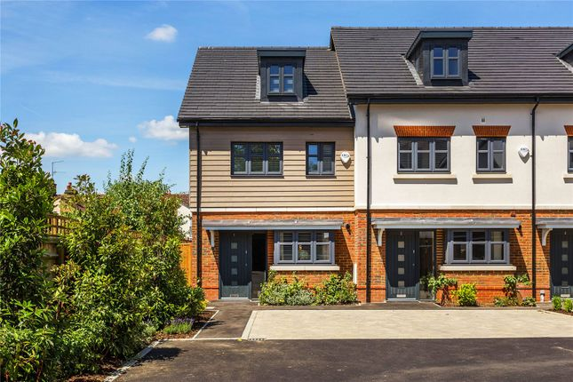 Thumbnail End terrace house for sale in Woking, Surrey