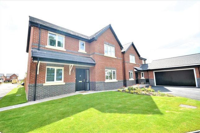 Thumbnail Detached house for sale in Riversleigh Way, Warton, Preston, Lancashire