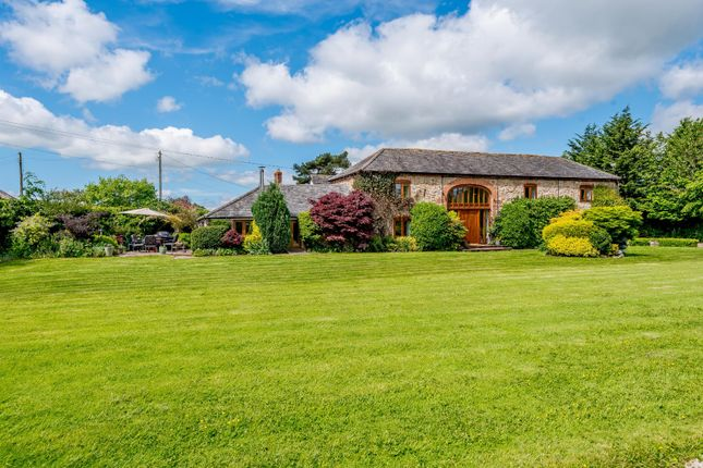 Thumbnail Detached house for sale in Maesbrook, Oswestry, Shropshire