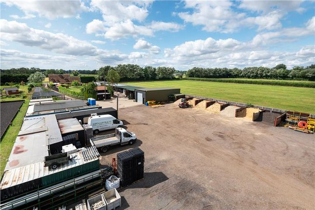 Thumbnail Land for sale in Sandchurch Lodge, Hurdle Drove, West Row, Bury St. Edmunds, Suffolk