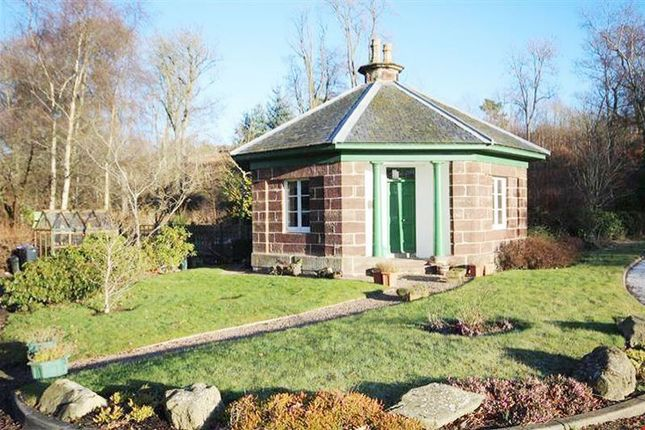 Thumbnail Detached house for sale in The Old Toll House Deveron Bridge, Turriff Aberdeenshire AB534Nd