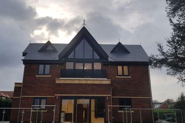 Thumbnail Detached house for sale in Highgrove Gardens, Edwalton, Nottingham