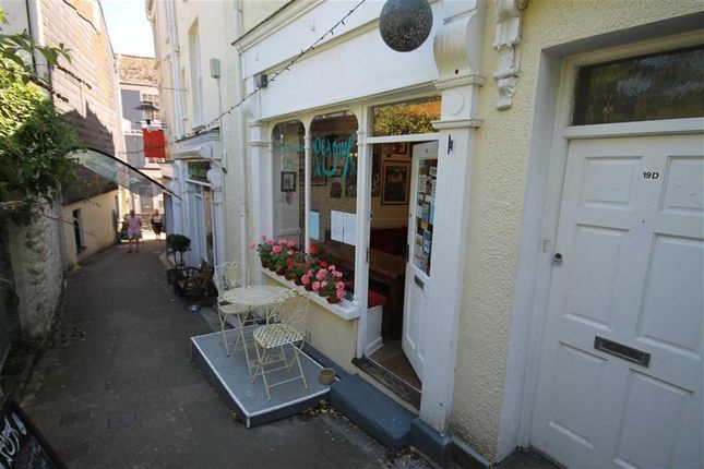 Restaurant/cafe for sale in Pea Souk, 19c, Well Lane, Falmouth, Cornwall
