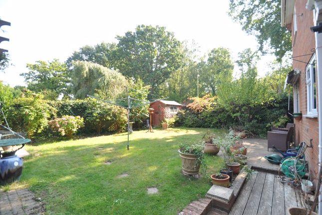 Garden of Earlsbourne, Church Crookham, Fleet GU52