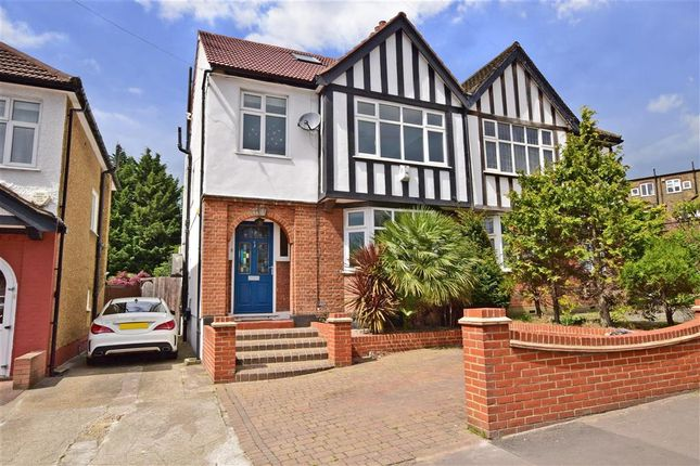4 bed semi-detached house for sale in St. Barnabas Road, Woodford Green, Essex