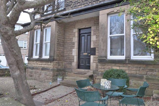 Thumbnail Flat to rent in Westcliffe Terrace, Harrogate