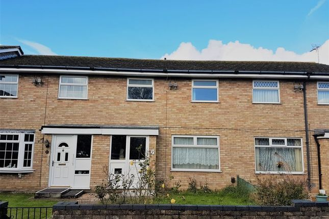 Thumbnail Terraced house to rent in Mariners Close, Gorleston, Great Yarmouth