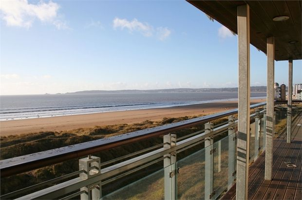 Thumbnail Flat for sale in St Margarets Court, Maritime Quarter, Swansea