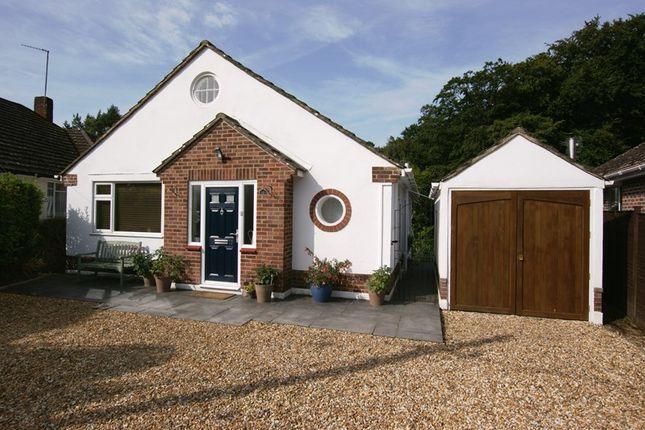 Thumbnail Detached bungalow for sale in Paget Close, Colehill, Wimborne