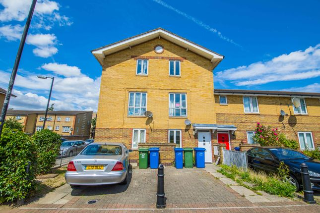 Thumbnail Semi-detached house to rent in Stopes Street, London