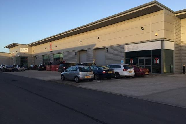 Thumbnail Light industrial to let in Unit 7, 8 & 9, Europa Boulevard, Gemini Trade Park, Warrington