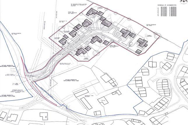 Thumbnail Land for sale in Tynllan Farm, Castle Caereinion, Welshpool