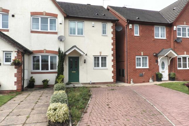 Thumbnail Detached house to rent in Barnes Close, Littledale, Kirkby