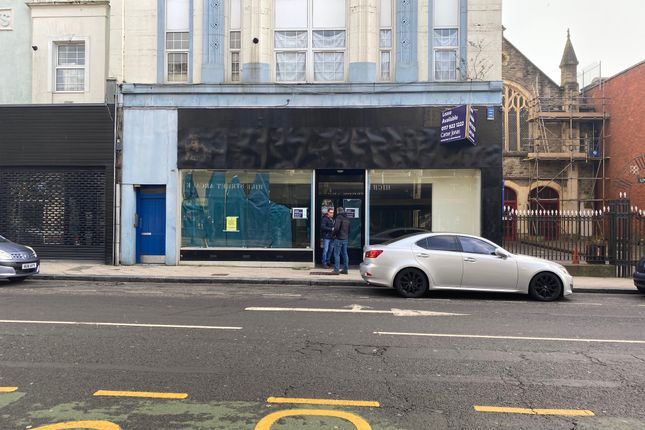 Thumbnail Retail premises to let in High Street, Swansea