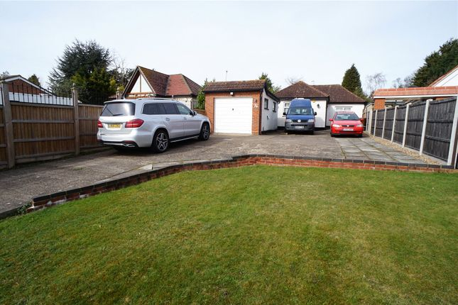 Thumbnail Detached bungalow for sale in Birchwood Road, Dartford, Kent