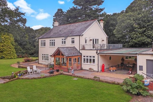 Thumbnail Detached house for sale in Pell Wall, Market Drayton, Shropshire