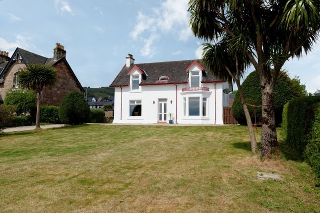 Thumbnail Detached house for sale in Shore Road, Lamlash, Isle Of Arran, North Ayrshire