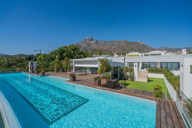 Thumbnail Duplex for sale in Golden Mile, Marbella, Marbella, Málaga, Andalusia, Spain