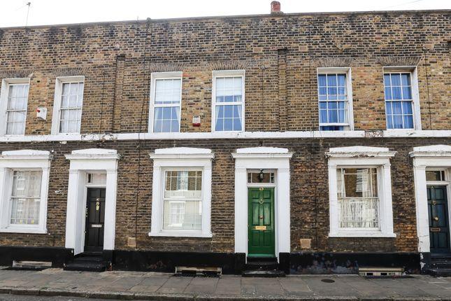 Thumbnail Terraced house for sale in Barnes Street, London