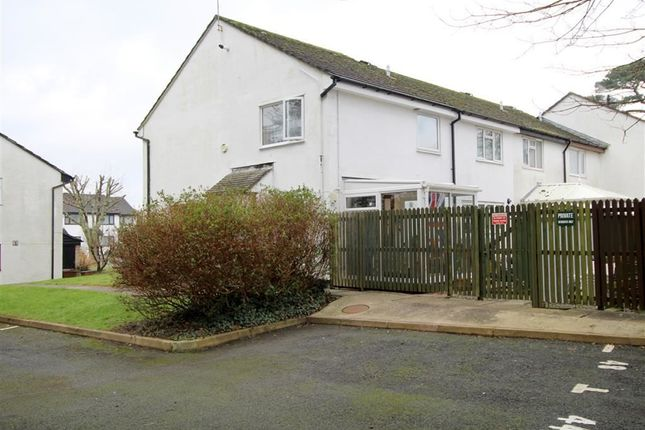 Thumbnail End terrace house for sale in St Boniface Close, Beacon Park, Plymouth