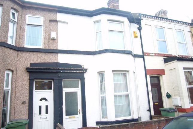 Thumbnail Shared accommodation to rent in Winstanley Road, New Ferry