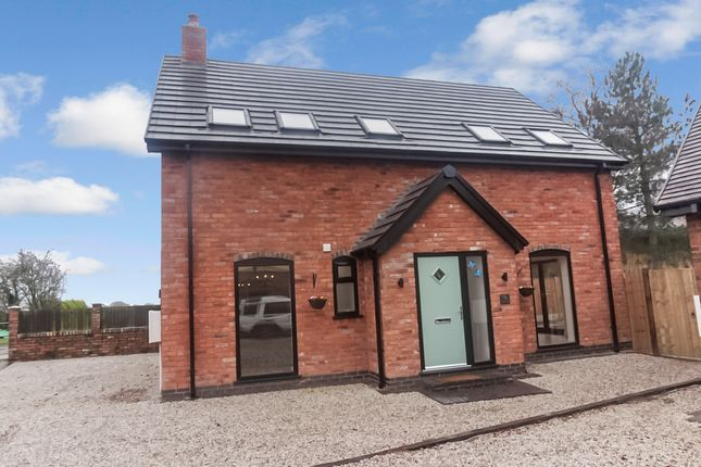 Thumbnail Barn conversion for sale in Holly Lane, Wishaw, Sutton Coldfield