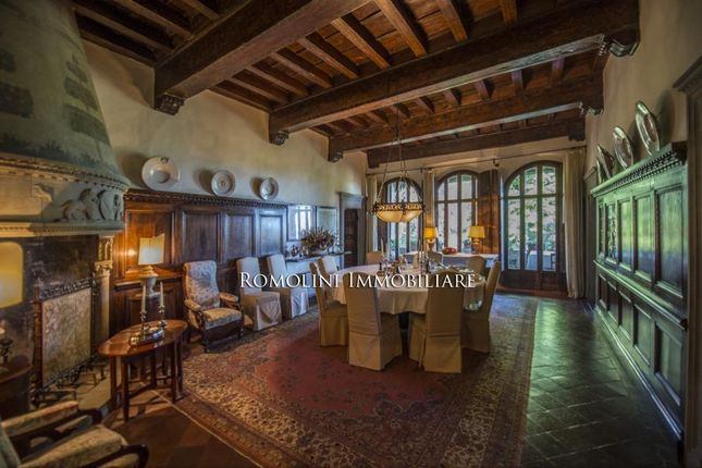 Castle For Sale In Chianti, Tuscany, Florence