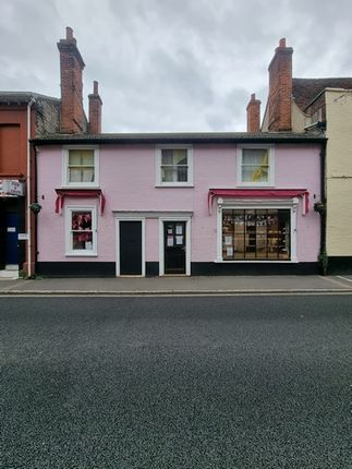Thumbnail Retail premises for sale in North Essex Town, Essex