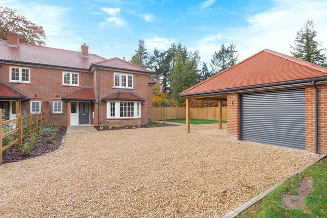 Thumbnail Semi-detached house for sale in Fair Mile, Henley-On-Thames