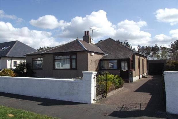 Thumbnail Bungalow to rent in Gailes Road, Troon