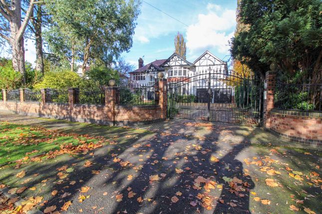Thumbnail Detached house for sale in Broadway, Bramhall, Stockport
