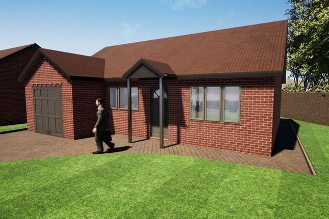 Thumbnail Detached bungalow for sale in Pepperly Hill Close, Brough Lane, Elkesley