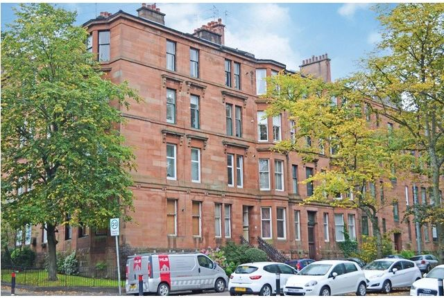 Thumbnail Flat to rent in Dudley Drive, Hyndland, Glasgow
