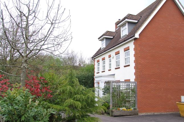 Thumbnail Detached house for sale in Shelley Mews, Brook Farm Road, Saxmundham