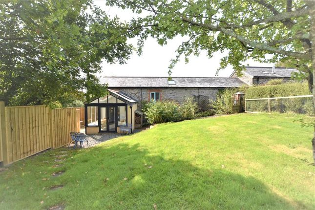 Thumbnail Semi-detached house to rent in Trebullett, Launceston, Cornwall