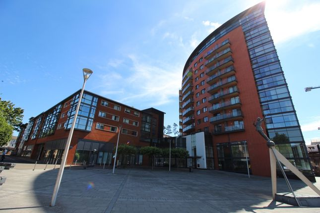 Thumbnail Flat for sale in Marconi Plaza, Chelmsford