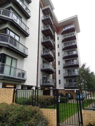 Thumbnail Flat to rent in 413 Catrine Victoria Wharf, Watkiss Way, Cardiff