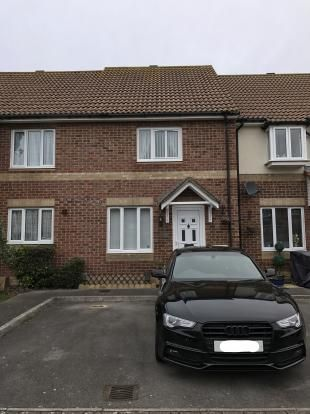 Thumbnail Terraced house to rent in Keel Close, Gosport, Hampshire
