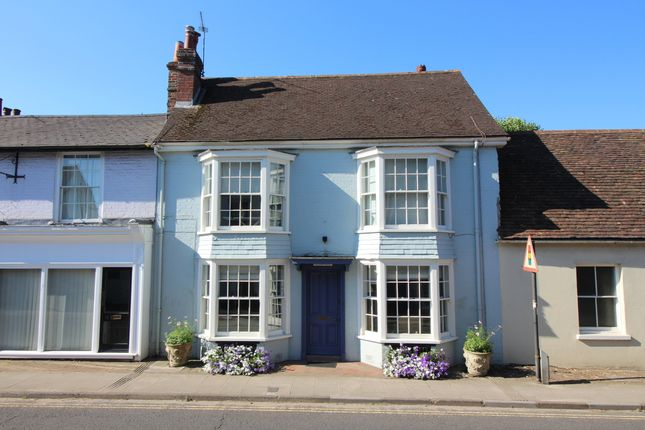 Thumbnail Town house for sale in East Street, Alresford