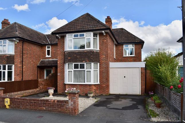 Thumbnail Semi-detached house for sale in Ashley Road, Taunton