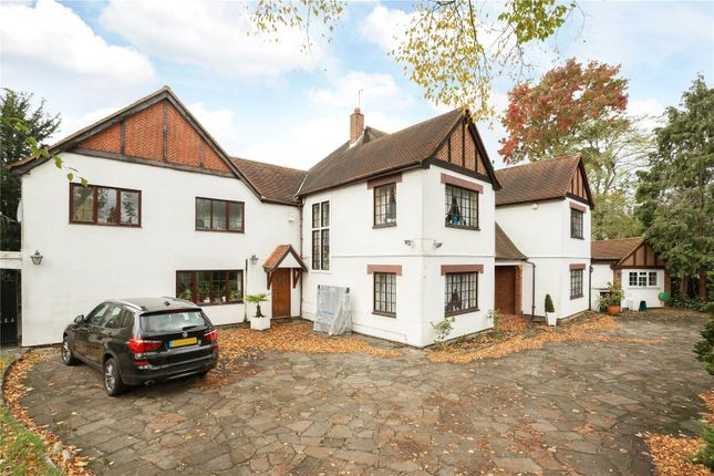 Thumbnail Detached house for sale in Kingston Hill, Kingston Upon Thames