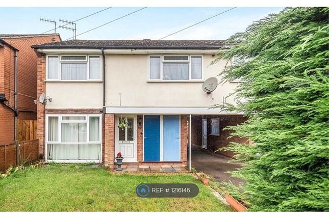 Thumbnail Maisonette to rent in Brookside Road, Stratford-Upon-Avon
