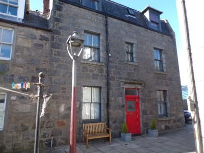 Thumbnail Terraced house to rent in South Square, Footdee