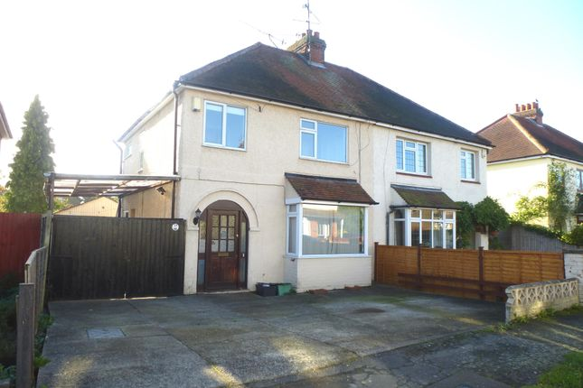 Thumbnail Semi-detached house to rent in Byways, Burnham, Slough
