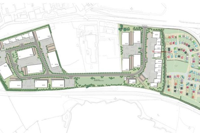 Thumbnail Land for sale in Urlay Nook, Eaglescliffe, Stockton On Tees