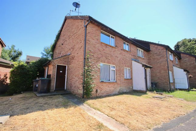 Thumbnail Terraced house to rent in Nerissa Close, Waterlooville