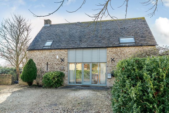 Thumbnail Barn conversion for sale in Main Road, Fyfield, Abingdon