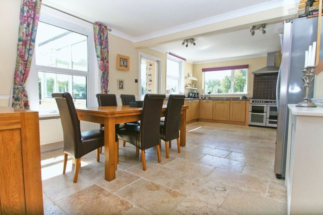 Thumbnail Detached house for sale in St. Johns Road, Wroxall, Ventnor