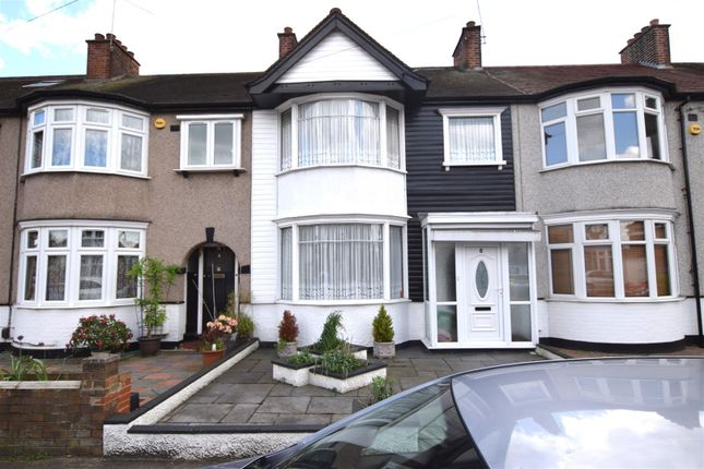 Thumbnail Terraced house for sale in Roxy Avenue, Chadwell Heath, Romford